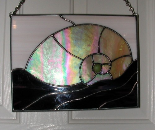 stained glass pieces 001