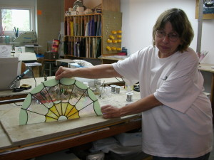 kim fish etc stained glass pictures 005