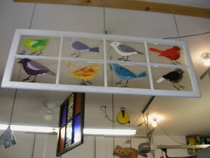 Birds and kiln texture molds colored 003